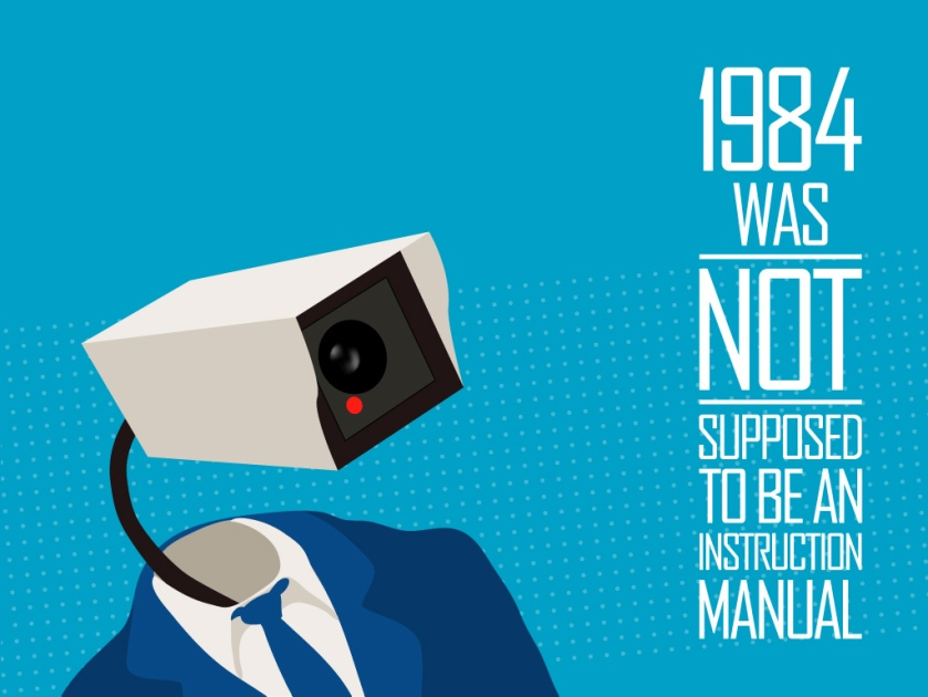 Orwell's---1984