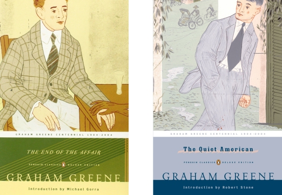 """When we are not sure, we are alive."" -- Graham Greene"