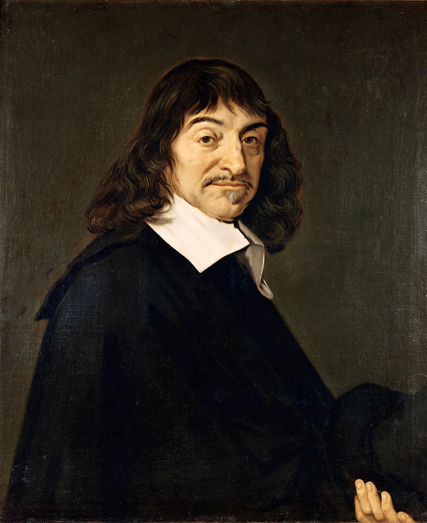"René Descartes Descartes, Discourse on Method defined thought as the essential human quality (""I think, therefore I am"") and sets out one of the key characteristics of the French style of thinking: the deductive mode of reasoning. That is, one which starts with a general, abstract proposition and then works towards a specific conclusion."