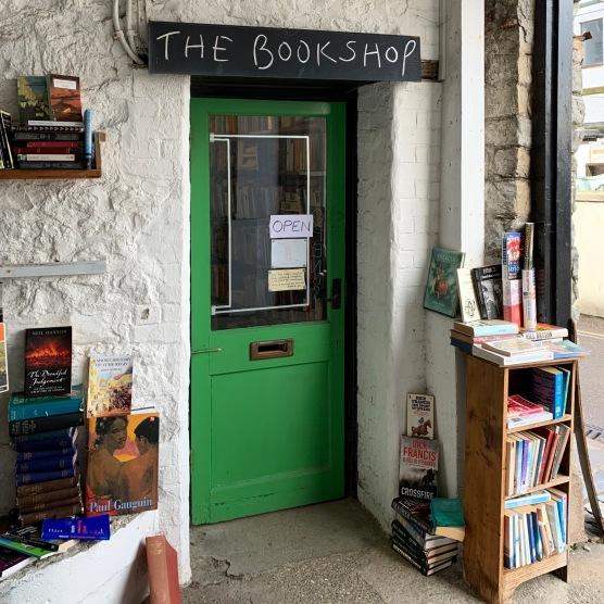 Books = a way of escape
