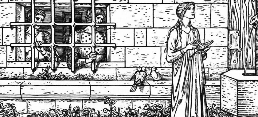 Chaucer Knights tale 600 tall