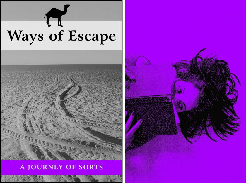 'Ways Of Escape: a journey of sorts', a.k.a., 'The Journal Of The Secret Sharers' is a work in progress by JJ. HH.