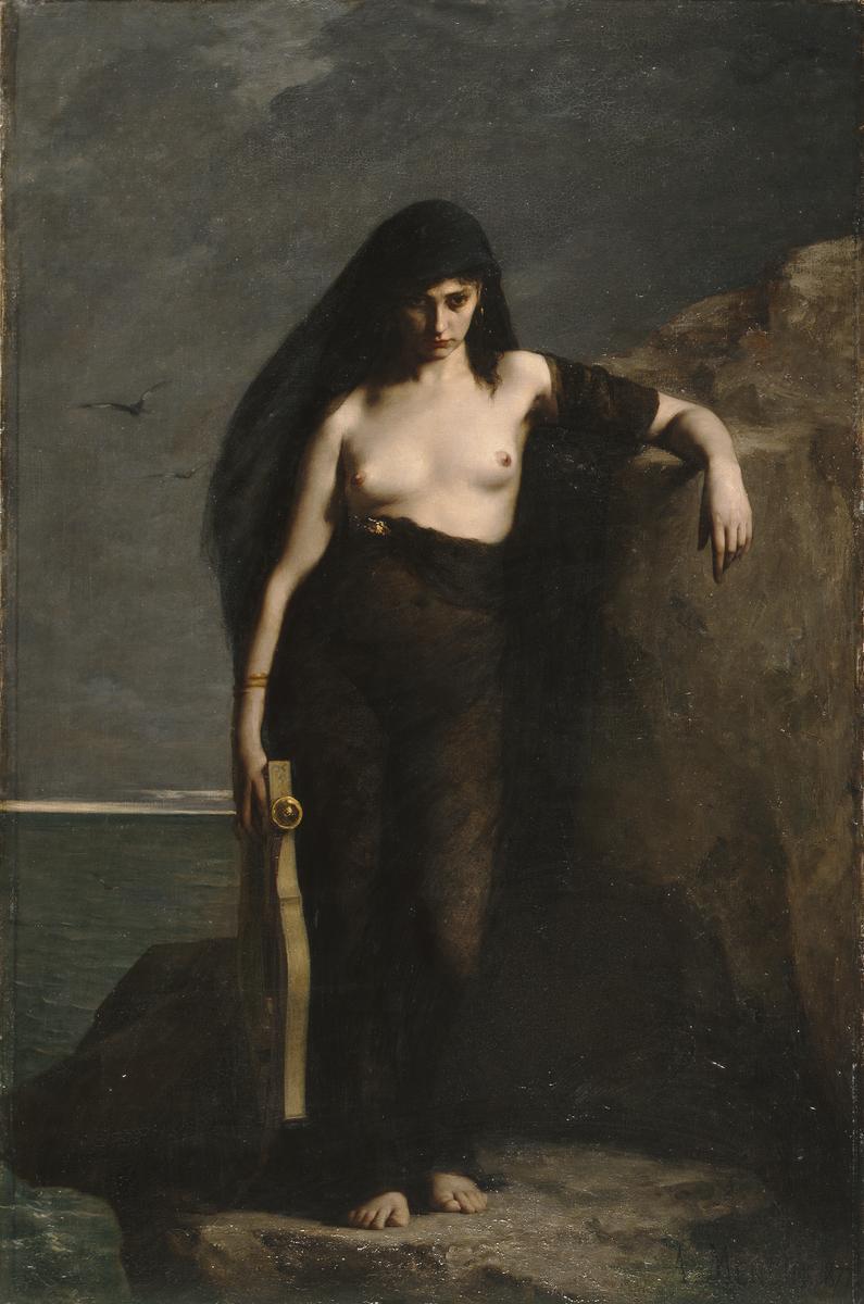 1877_Charles_Mengin_-_Sappho