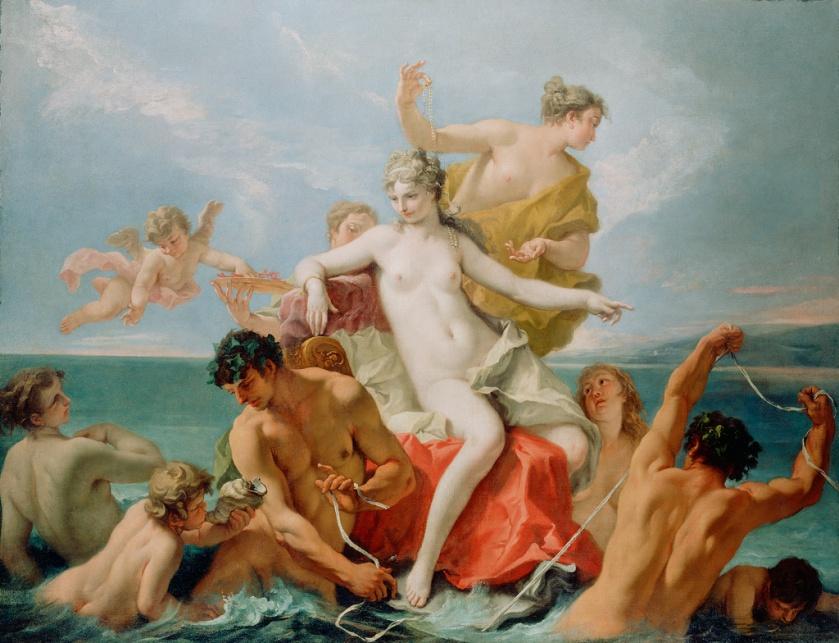 Triumph of the Marine Venus