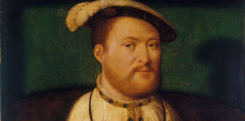 King Henry VIII -- portrait