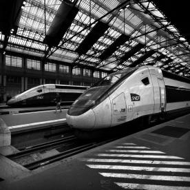 to Paris.