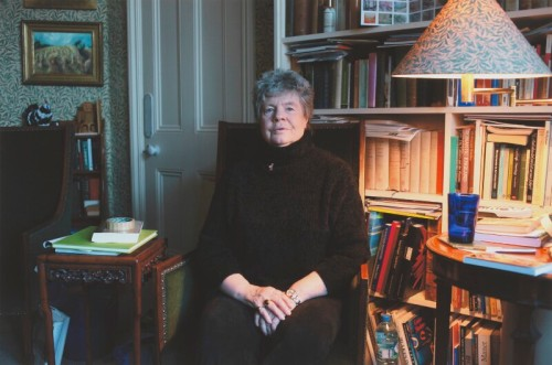 A.S. Byatt - a well know writer and commentator on George Eliot.