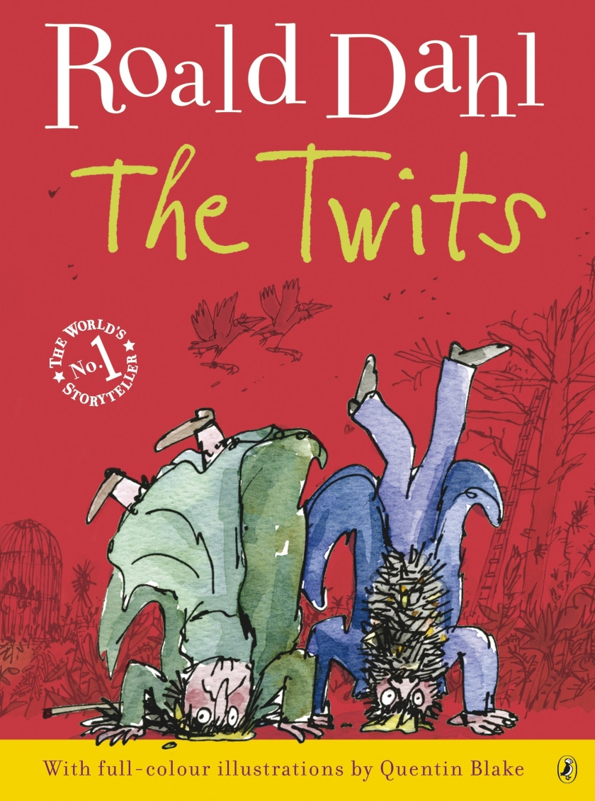 The Twits is a humorous children's book written by Roald Dahl and illustrated by Quentin Blake.