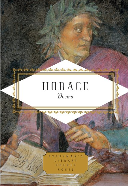 Horace (65--8 BC) lived and wrote under the Emperor Augustus.