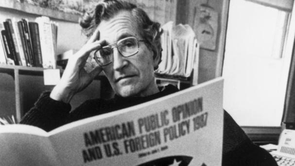 """Propaganda is to a democracy what the bludgeon is to a totalitarian state."" -- Noam Chomsky"