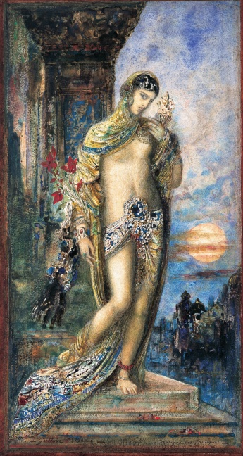 Gustave_Moreau_-_Song_of_Songs_(Cantique_des_Cantiques)_-_Google_Art_Project