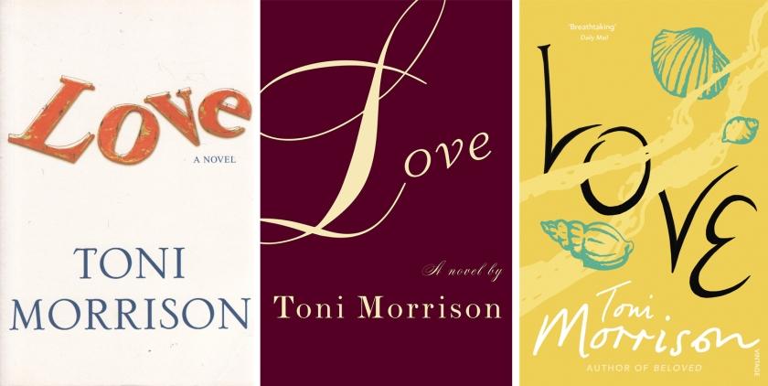 Toni Morrison: Love