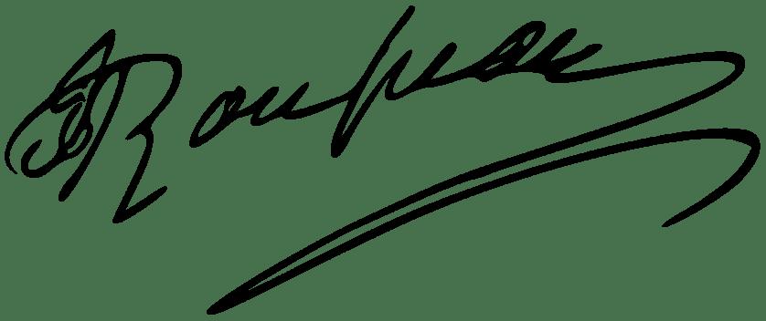 Jean-Jacques_Rousseau_Signature