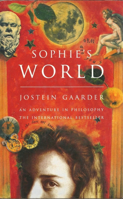 "Sophie's World ""Basically there are not many philosophical questions to ask. We have already asked some of the most important ones. But history presents us with many different answers to each question. So it is easier to ask philosophical questions than to answer them."""