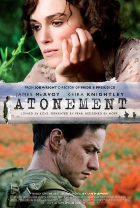 McEwan, I. (2001). Atonement. London: Jonathan Cape.