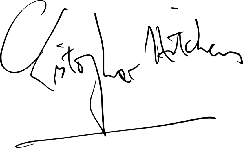 Christopher_Hitchens_signature