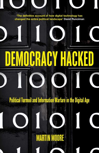 In the space of one election cycle, authoritarian governments, moneyed elites and fringe hackers figured out how to game elections, bypass democratic processes, and turn social networks into battlefields. Facebook, Google and Twitter - where our politics now takes place - have lost control and are struggling to claw it back. Prepare for a new strain of democracy. A world of datafied citizens, real-time surveillance, enforced wellness and pre-crime. Where switching your mobile platform will have more impact on your life than switching your government. Where freedom and privacy are seen as incompatible with social wellbeing and compulsory transparency. As our lives migrate online, we have become increasingly vulnerable to digital platforms founded on selling your attention to the highest bidder. Our laws don't cover what is happening and our politicians don't understand it. But if we don't change the system now, we may not get another chance.