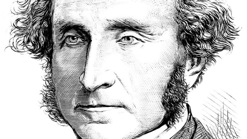 John Stuart Mill...
