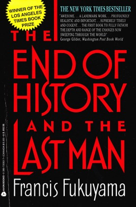 The End of History -- book cover 1