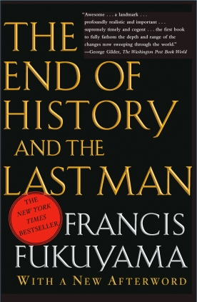 The End of History -- book cover 2