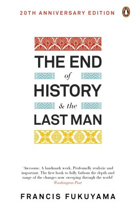 The End of History -- book cover 3