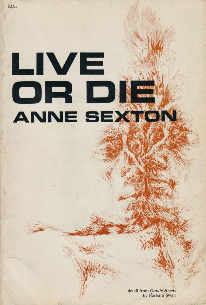 """Mrs. Anne Sexton of Weston, Mass., is the winner of the Pulitzer Prize for poetry for her book """"Live or Die."""""""
