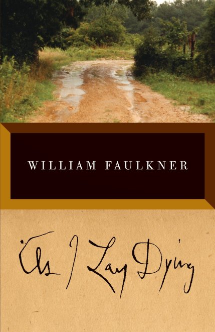 As I Lay Dying is a 1930 novel by William Faulkner. It is consistently ranked among the best novels of 20th-century literature (the title derives from Homer's Odyssey).
