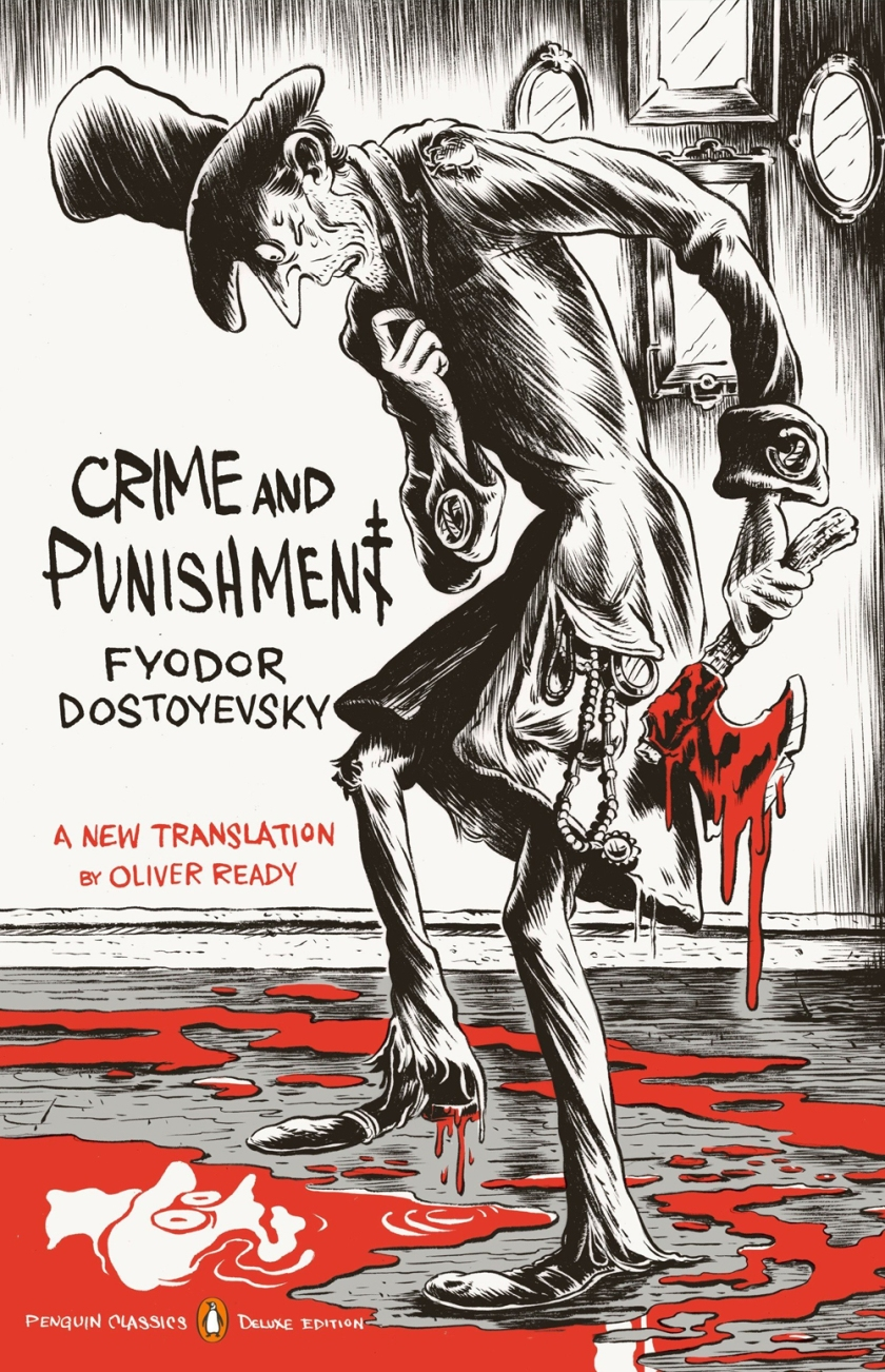 Crime and Punishment is a novel by Fyodor Dostoevsky, first published in monthly installments in 1866. The work is now considered as one of the supreme achievements in world literature.