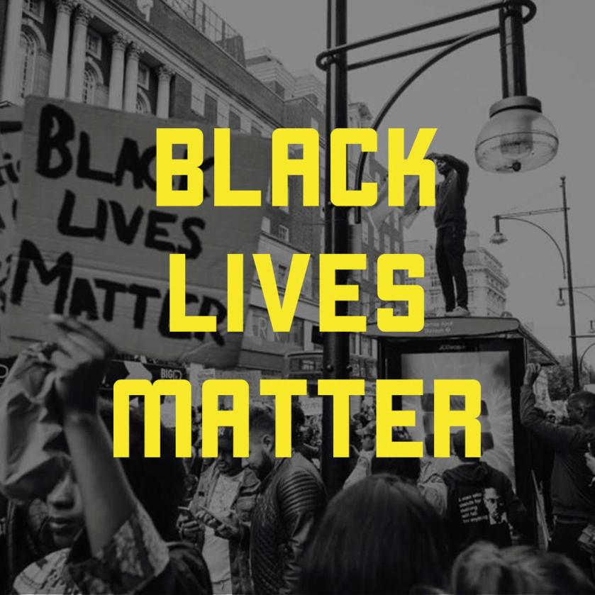 USA Today / Trump Tower / Trump calls Black Lives Matter mural 'a symbol of hate.'