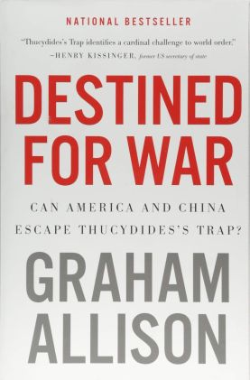 'Graham Allison has been a source of inspiration for me as a student and diplomat. As with Essence of Decision, Destined for War again provides us with his penetrating insights into global politics in the 21st century and beyond.'