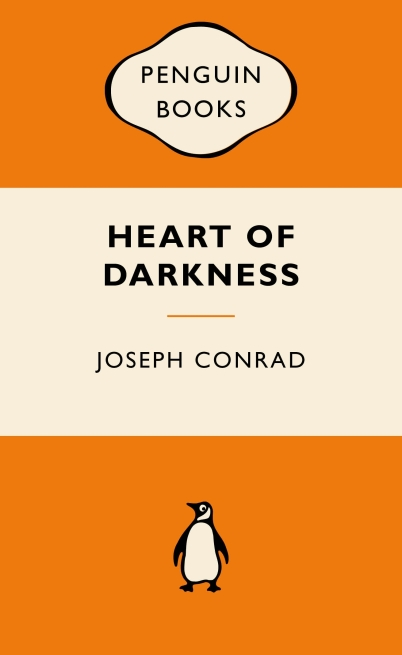 Heart of Darkness -- Conrad & the human condition