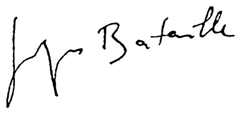 Georges Bataille (1897-1962), French essayist and novelist, was born in Billom, France. He converted to Catholicism, then later to Marxism, and was interested in psychoanalysis and mysticism, forming a secret society dedicated to glorifying human sacrifice. Leading a simple life as the curator of a municipal library, Bataille was involved on the fringes of Surrealism, founding the Surrealist magazine Documents in 1929, and editing the literary review Critique from 1946 until his death. Among his other works are the novels Blue of Noon (1957) and My Mother (1966), and the essays Eroticism (1957) and Literature and Evil (1957). According to the New stateman this is his, 'masterpiece ... [a] brilliant, exquisitely fetishistic tale of sexual agitaion'