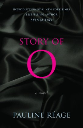 Story of O (French: Histoire d'O) is an erotic novel published in 1954 by French author Anne Desclos under the pen name Pauline Réage. Desclos did not reveal herself as the author for forty years after the initial publication and says she wrote the novel as a series of love letters to her lover Jean Paulhan. Paulhan was an admirer of the work of the Marquis de Sade and we note that Story of O is similar to the obsesions of the Marquis's works: love, dominance and submission.