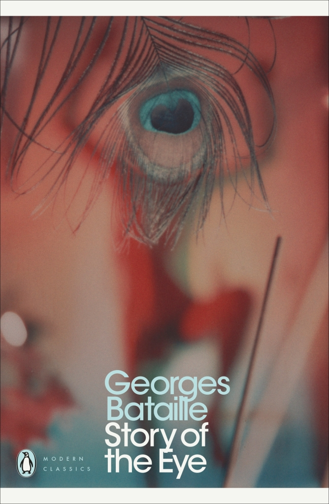 A masterpiece of transgressive, surrealist erotica, George Bataille's Story of the Eye was the Fifty Shades of Grey of its era. This Penguin Modern Classics edition is translated by Joachim Neugroschal, and published with essays by Susan Sontag and Roland Barthes. Bataille's first novel, published under the pseudonym 'Lord Auch', is still his most notorious work. In this explicit pornographic fantasy, the young male narrator and his lovers Simone and Marcelle embark on a sexual quest involving sadism, torture, orgies, madness and defilement, culminating in a final act of transgression. Shocking and sacrilegious, Story of the Eye is the fullest expression of Bataille's obsession with the closeness of sex, violence and death. Yet it is also hallucinogenic in its power, and is one of the erotic classics of the twentieth century.