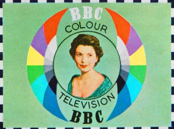 BBC Colour Television - first launched on 15 November 1969