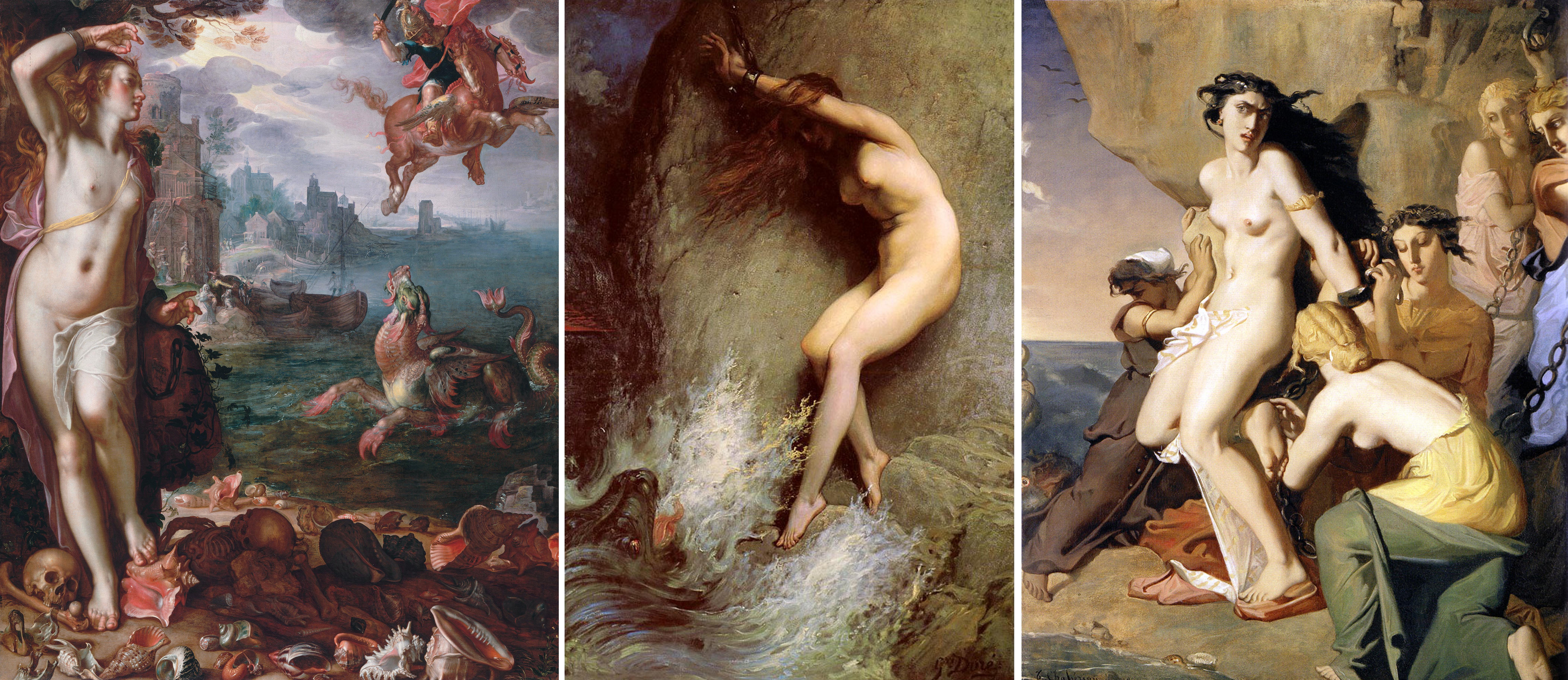 Andromeda & Perseus