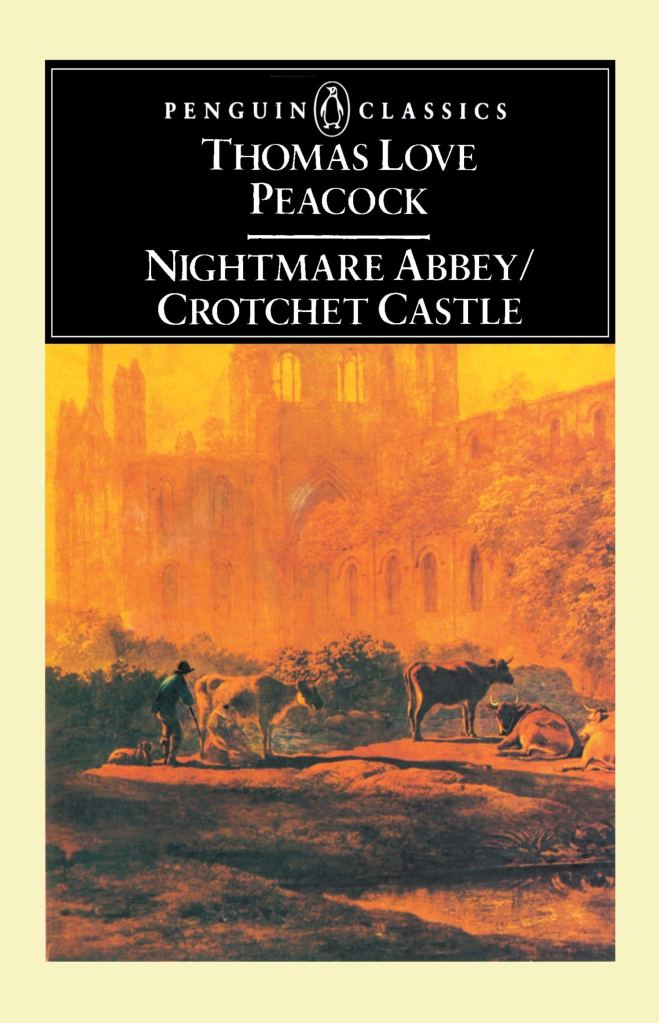 """In Thomas Love Peacock's 'Nightmare Abbey' (1818), he constructs (satirises) characters drawn from the eminent poets of the time, including Shelley as """"Scythrop Glowry,"""" Samuel Taylor Coleridge as """"Mr Ferdinando Flosky"""" and, Lord Byron in the guise of """"Mr Cypress"""" — the latter, a misanthropic poet destined for exile."""