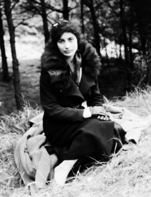 Noor Inayat Khan -- a talented muscician and writer.