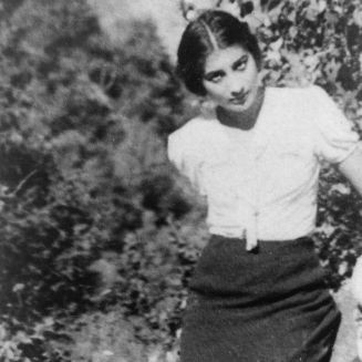 Noor Inayat Khan -- a pacificst who nevertheless did not stand idly by.