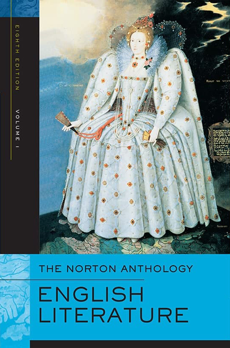 The Norton Anthology of English Literature, 8th Edition, Volume 1 (2007)