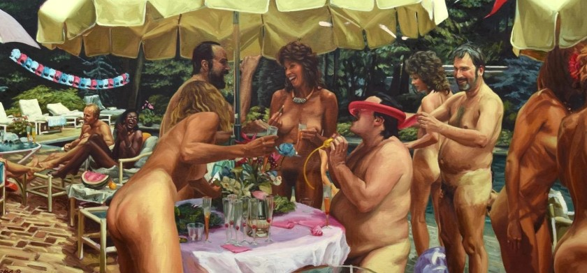 """""""Trophy wives"""" Terry Rodgers (n.d.)"""
