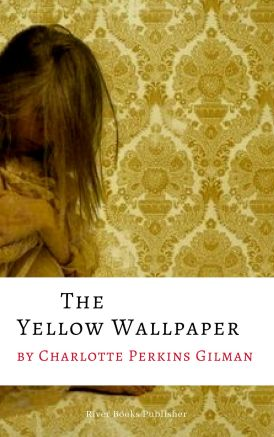 "The Yellow Wallpaper -- by Charlotte Perkins Gilman, 1892 -- is narrated in the first person. This short novel is set out as a collection of journal entries written by a woman whose physician husband has rented an old mansion for the summer. Forgoing other rooms in the house, the couple decide to live in the upstairs nursery. As a form of treatment, the female protagonist is forbidden from working or writing, and is encouraged to eat well and get plenty of air, so she can recuperate from what her husband sees as her ""temporary nervous depression"" and her, ""slight hysterical tendency."" Such diagnoses were common given to women during that period (often by men [of {reasonably} good fortune]). Today this book is regarded as an important early work of feminist literature for its illustration of the attitudes towards the mental and physical health of women at that point of time."