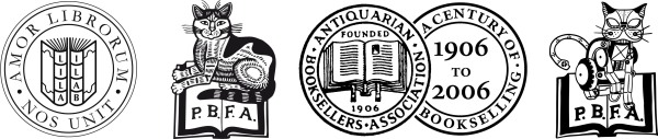 Antiquarian book sellers