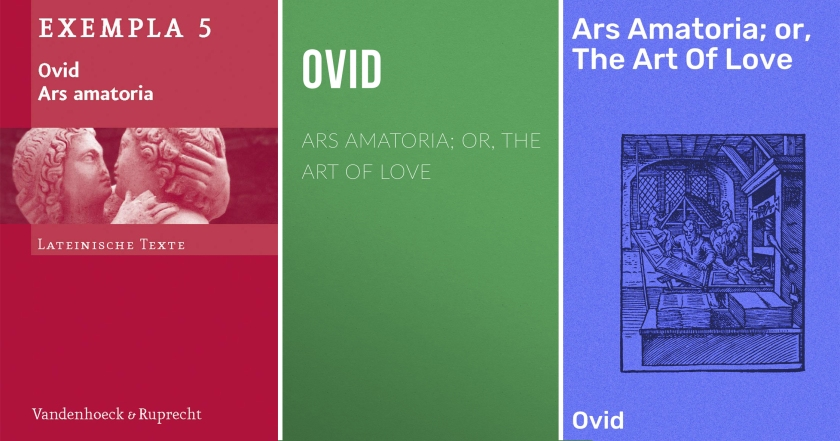 The Art of Love --- by Ovid