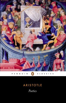 Aristotle's Poetics (Greek: Περὶ ποιητικῆς Peri poietikês; Latin: De Poetica; c. 335 BCE) is the earliest surviving work of dramatic theory and first extant philosophical treatise to focus on literary theory.