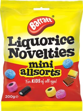 """Liquorice allsorts are assorted liquorice confectionery sold as a mixture. Made of liquorice, sugar, coconut, aniseed jelly and, fruit flavourings, they were first produced in Sheffield, England, by Geo. Bassett & Co Ltd. """"Liquorice allsorts"""" is also now a phrase used to describe a person who struggles to make decisions and/or used to describe someone who is in an altered state of mind (e.g., stoned and reciting random disjointed thoughts) and/or used to describe a wide range of attributes/talents."""