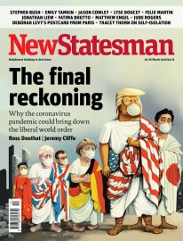 The New Statesman, first published in London in 1913, is issued weekly and focuses on culture in addition to current affairs and politics (it describes its current political standpoint as liberal, and sceptical).