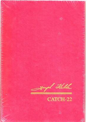 Joseph Heller, Catch-22 (1961) -- Book cover