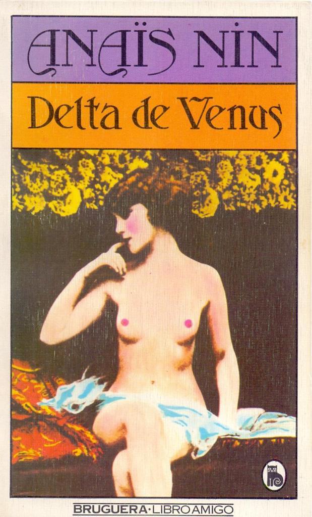 Delta of Venus -- Book cover