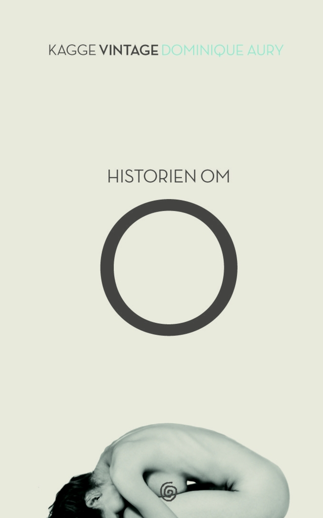 History of O -- Book cover